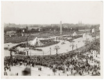 Aerial view of the Place de la Concorde