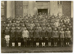 Signal Corps Photo Detachment at Cathedral of St. John the Devine