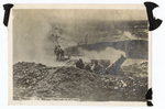 French 220 Trench Mortar in action