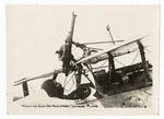 Machine gun on Nieport Plane