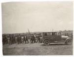 German prisoners at Le Mans