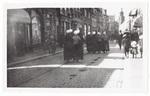 Civilian procession