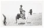 Solider on horseback