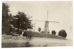 Windmill by waterway