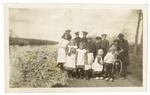 Group of children at Bolenlands