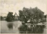 Lake Pump House, National Military Home of Dayton by Keyes Souvenir Card Company