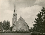 Stone Church, National Military Home of Dayton