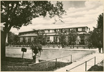 The New Mess Hall at the National Military Home of Dayton by Keyes Souvenir Card Company