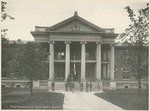 The Franklin, Old Men's Home at the National Military Home of Dayton by Keyes Souvenir Card Company