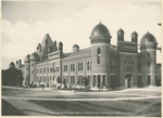 Quartermaster's and Commissary Building at the National Military Home of Dayton by Keyes Souvenir Card Company