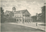 Hotel at the National Military Home of Dayton by Keyes Souvenir Card Company
