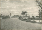 General Barnett Bridge at the National Military Home of Dayton by Keyes Souvenir Card Company