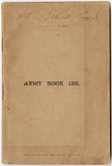 World War I Diary by H. Crawford