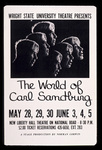 World of Carl Sandburg by Abe J. Bassett