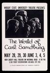World of Carl Sandburg by Abe J. Bassett