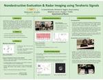 Nondestructive Evaluation & Radar Imaging using Terahertz Signals