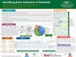 Identifying Easy Indicators of Dementia by Swati Padhee, Tanvi Banerjee, Valerie L. Shalin, and Krishnaprasad Thirunarayan