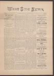 West Side News, September 14, 1889