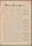 West Side News, September 28, 1889