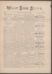West Side News, October 19, 1889 by Orville Wright and Edwin Sines