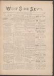 West Side News, October 26, 1889