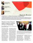Happenings 2013: Year in Review by Wright State University Women's Center