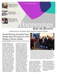 Happenings 2014: Year-in-Review by Wright State University Women's Center