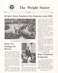 The Wright Stater, July 1970 by Wright State University