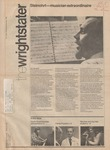 The Wright Stater, November/December 1980 by Wright State University