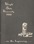 Wright State University 1968 Yearbook
