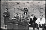 Dick Gregory speaking at Wright State University by The Center for Teaching and Learning