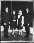 Speech Department Group Photograph