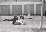 Students on the quad by The Center for Teaching and Learning