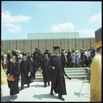 Wright State University's first graduation