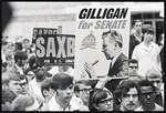 Sign for Senator Gilligan by The Center for Teaching and Learning