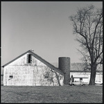 Barn on campus