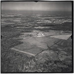 Early Allyn Hall aerial