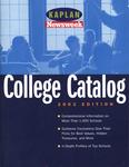 Kaplan Newsweek College Catalog