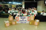 Members of the We Serve U initiative