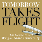 Tomorrow Takes Flight campaign logo