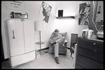 Student in Residence Hall