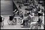 Wheelchair Basketball versus Faculty