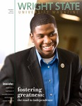 Wright State University Magazine, Fall 2011 by Office of Communications and Marketing, Wright State University