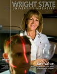 Wright State University Magazine, Fall 2012