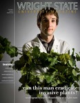 Wright State University Magazine, Spring 2012 by Office of Communications and Marketing, Wright State University