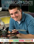 Wright State University Magazine, Spring 2013 by Office of Communications and Marketing, Wright State University