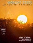 Wright State University Magazine, Spring 2015 by Office of Marketing, Wright State University