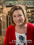 Wright State University Magazine, Fall 2015 by Office of Marketing, Wright State University