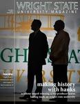 Wright State University Magazine, Winter 2017