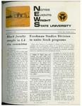 WSU NEWS November, 1970